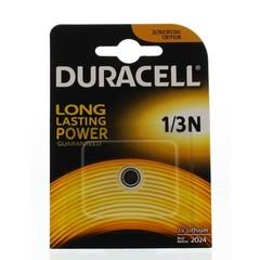 Duracell Batterij 1/3N lithium LBL (1 stuks)