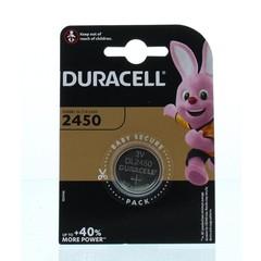 Duracell Batterij 3V CR/DL2450 (1 stuks)