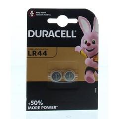 Duracell Eletronis LR44 (2 stuks)