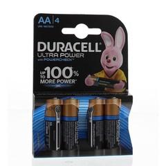 Duracell Ultra power AA (4 stuks)