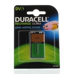 Duracell Rechargeable HR9V (1 stuks)
