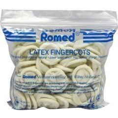 Romed Vingercondooms latex L (100 stuks)