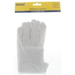 Duoprotect Handschoen katoen large (1 paar)