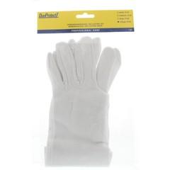 Duoprotect Handschoen katoen extra large (1 paar)