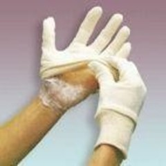 Kliniglove Verbandhandschoen small maat 6.5 (1 paar)