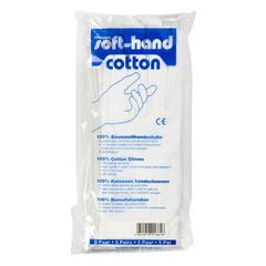 Softhand Verbandhandschoen soft cotton L (5 paar)