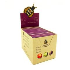 Superbee Beeswraps tripple small retailbox (20 stuks)