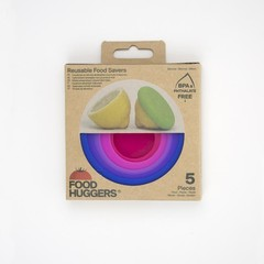 Food Huggers Bright berry (5 stuks)