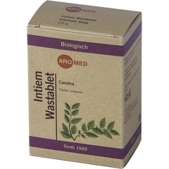 Aromed Candira intiem wastablet bio (135 gram)