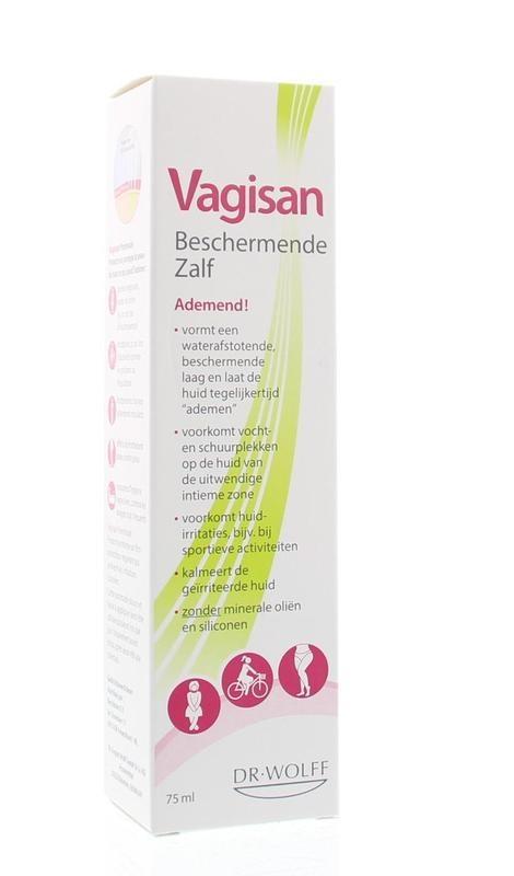 Vagisan Vagisan Beschermende zalf (75 ml)