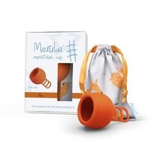 Merula Menstruatiecup fox oranje (1 stuks)