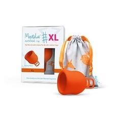 Merula Menstruatiecup XL fox oranje (1 stuks)