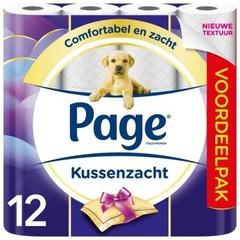 Page Toiletpapier kussenzacht (12 rollen)