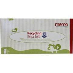 Memo Memo tissues (100 stuks)