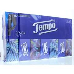 Tempo Zakdoekjes original 4 laags voordeelpak (42 stuks)