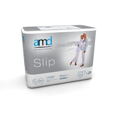 AMD Slip large maxi plus (20 stuks)