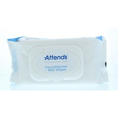 Attends Care wet wipes (80 stuks)