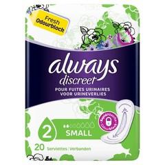 Always Discreet small (20 stuks)