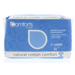 Comforts Incontinentie pro inlegkruisjes (30 stuks)