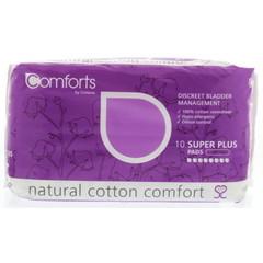 Comforts Incontinentie verband pro super plus (10 stuks)