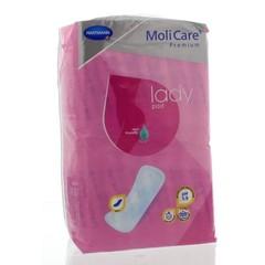 Molicare Lady pad soft & discreet 1.5 druppel (14 stuks)