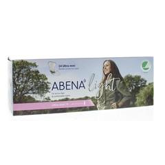 Abena Light ultra mini (24 stuks)