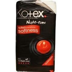 Kotex Maxi nacht (10 stuks)