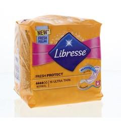 Libresse Ultra thin normal triple protection (16 stuks)