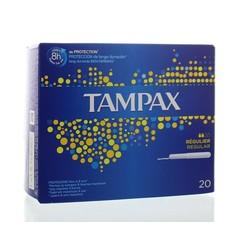 Tampax Tampons regular (20 stuks)
