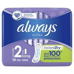 Always Long single pack (14 stuks)