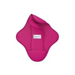 Ladypad Wasbaar maandverband pad & liner fuchsia maat L (1 set)