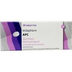 Leidapharm APC (20 stuks)