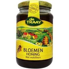 Traay Bloemenhoning vloeibaar (450 gram)