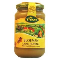 Traay Bloemenhoning creme (450 gram)