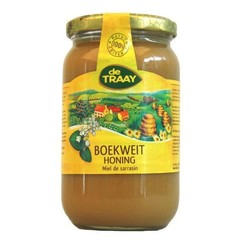 Traay Boekweit creme honing (900 gram)