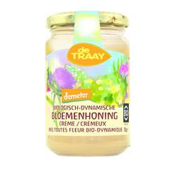 Traay Bloemenhoning bio-dynamisch vh zomerhoning (350 gram)