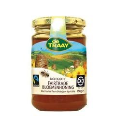 Traay Bloemenhoning Fair trade bio (350 gram)