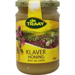 Traay Klaverhoning creme (350 gram)