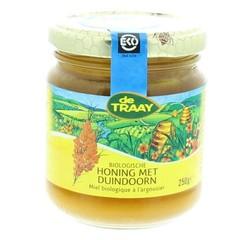 Traay Honing met duindoorn eko (250 gram)