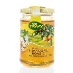 Traay Sinaasappel honing (350 gram)