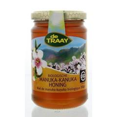 Traay Manuka kanuka honing bio (350 gram)