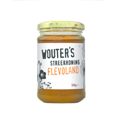 Traay Wouters streekhoning Flevoland (350 gram)
