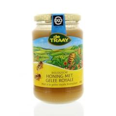 Traay Honing gelee royale bio (450 gram)