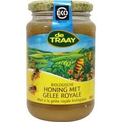 Traay Honing gelee royale bio (250 gram)