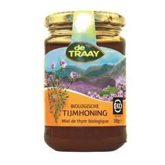 Traay Tijm bloemen honing eko (350 gram)