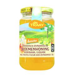 Traay Bloemenhoning bio-dynamisch vh lentehoning (350 gram)