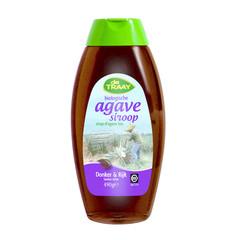 Traay Agavesiroop donker en rijk bio (490 gram)
