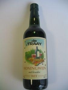 Traay Kruiden honingwijn wit (750 ml)