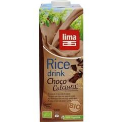 Lima Rice drink choco calcium (1 liter)