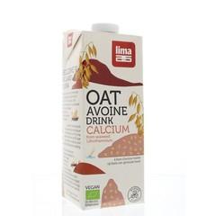Lima Oat drink calcium (1 liter)
